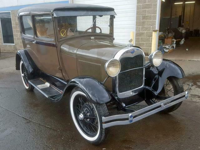 1929 Ford Model A CLEAN TITLE