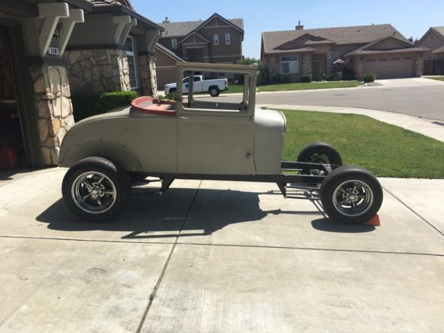 1929 Ford Model A Hot Rod Street Rod Project