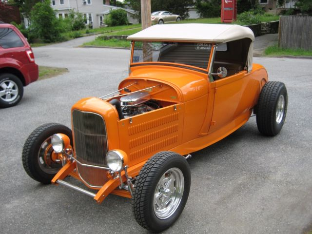 1929 Ford Hi-Boy