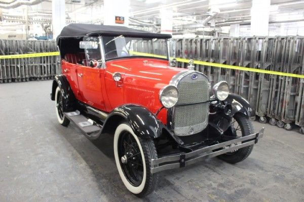 1929 Ford Phaeton Model A