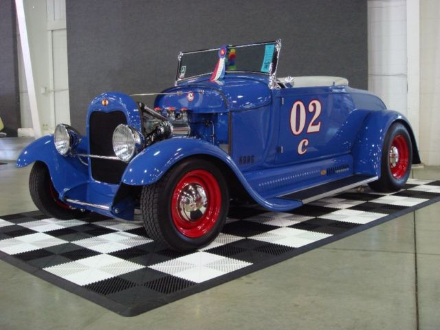 1929 Ford Model A Roadster A-V8
