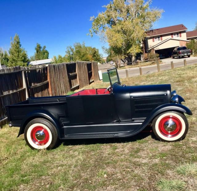 1929 Ford Model A Roadster Pickup Street Rod-All Steel for ...