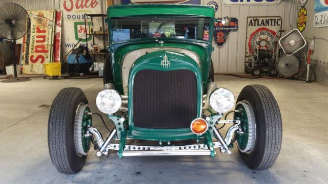 1929 FORD MODEL A STREET ROD HOT ROD MULTIPLE AWARD WINNER