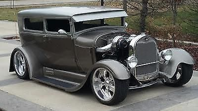 1929 Ford Model A Twin Supercharged Model A