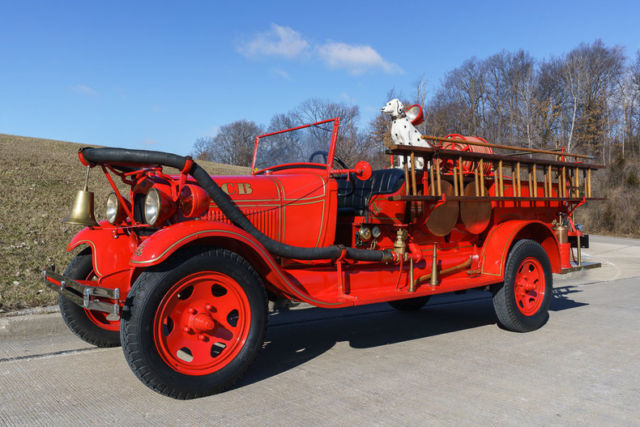 1929 Other Makes Ford Model AA Fire Truck