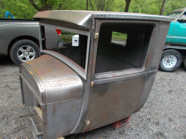 1929 FORD MODEL AA PICKUP CUSTOM CAB for sale: photos