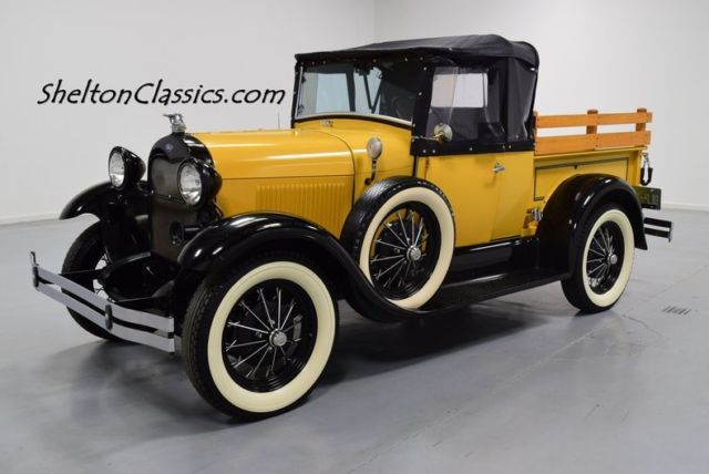 1929 Ford Other Pickups Shay Replica