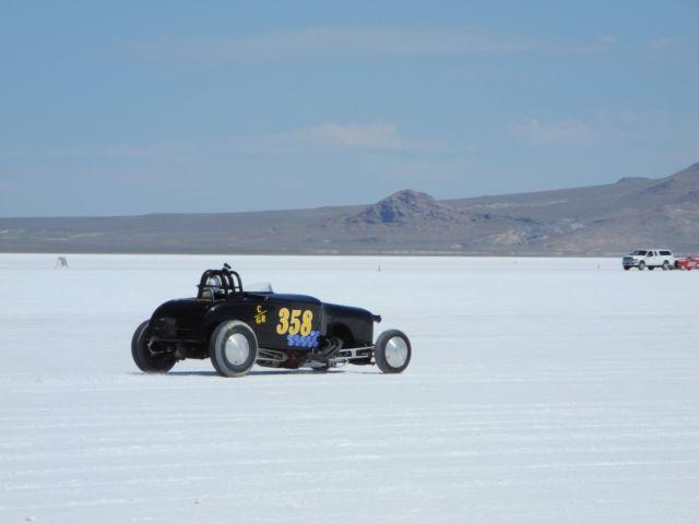Bonneville Salt Flat Race Cars For Sale
