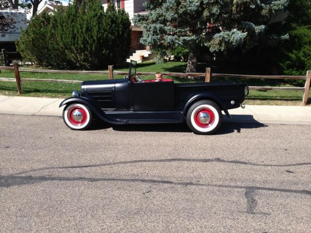 1929 Ford Model A Roadster Pick Up
