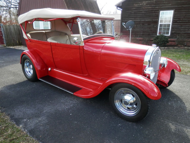 1929 Ford Model A SELL OR TRADE FOR NICE 55-57 CHEVY HT