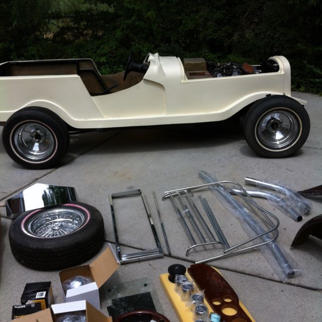 1929 Gazelle Kit Car For Sale: Photos, Technical