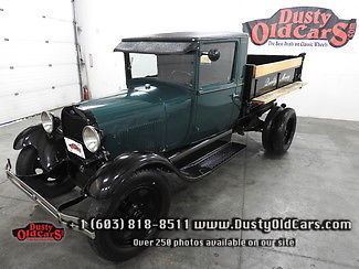1929 Ford Model A Fully Restored Excellent Condition Hi/Low Rear End