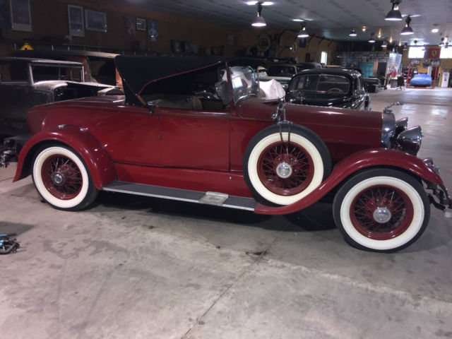 1929 Lincoln Other MODEL L CONVERTIBLE