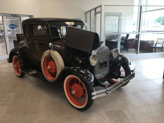 1929 Ford Model A Special Coup