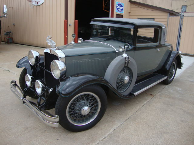1929 Other Makes Rumble Seat Coupe