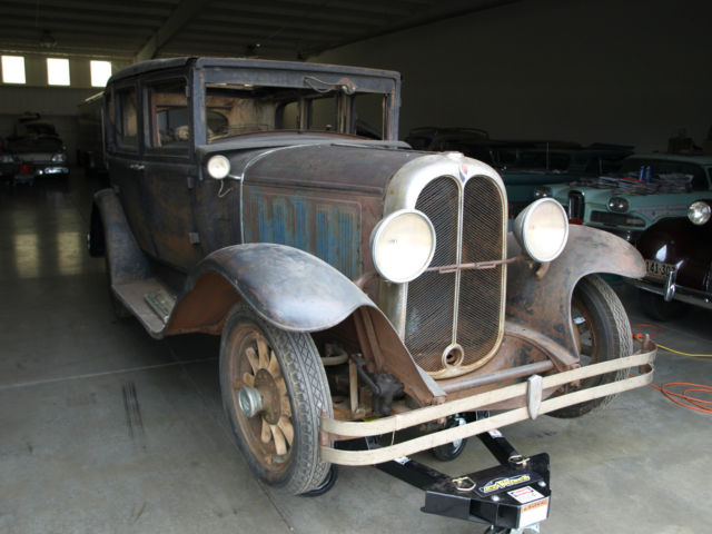 1929 Other Makes All American Six Standard Sedan