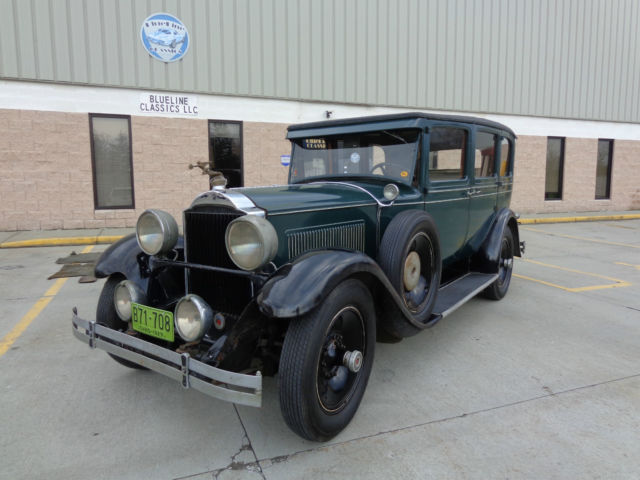 1929 Packard 626 Standard Eight