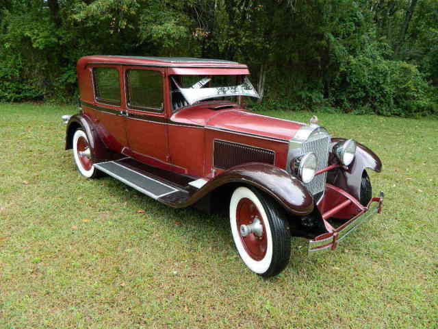 1929 Packard 633 Salon 633 Salon Sedan