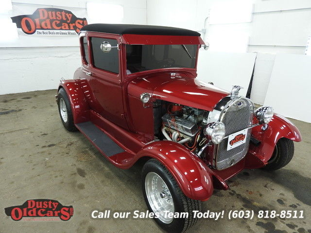 1929 Ford Model A Runs Drives Body Inter VGood 350V8 3spd auto