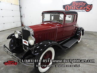 1929 Studebaker Dictator Runs Drives Excellent Fully Restored