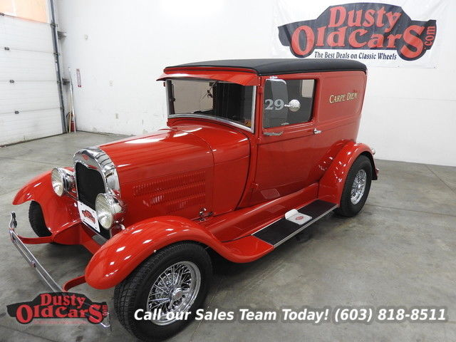 1929 Ford Model A Runs Drives Looks Excellent Condition Overall