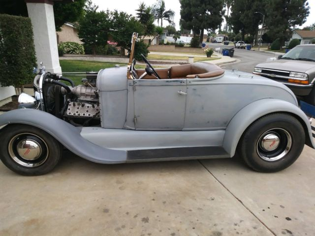 1929 Supercharged Flathead Roadster for sale: photos, technical