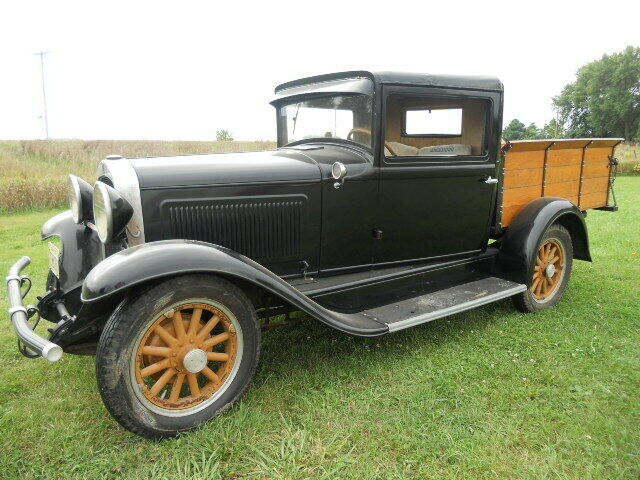 1929 Willys Whippet Model 98A