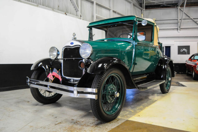 1929 Ford Model A Sport