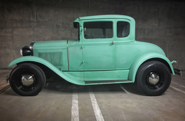 Ford West Covina >> 1930 1931 Ford Model A Coupe Hot Rod for sale: photos, technical specifications, description