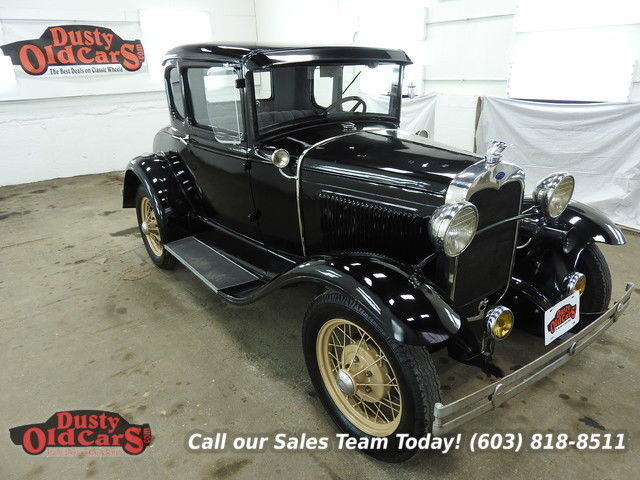 1930 Ford Model A Runs Drives Body Inter Excel 3.3L I4 3spd