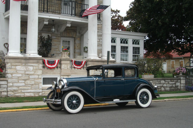 1930 Buick Series 50  Model 30-58  Job-30060