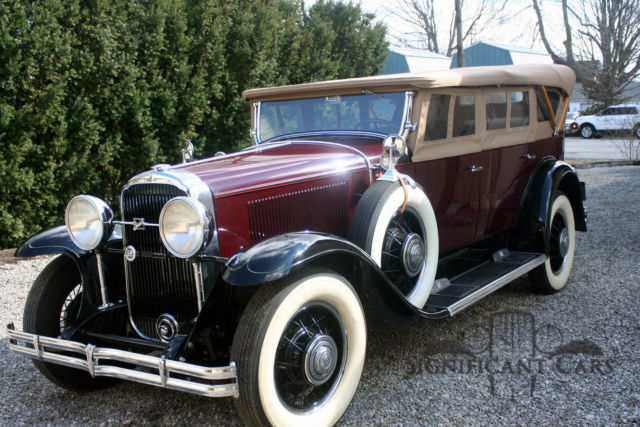 1930 Buick Other 30-69 7 Pass Touring
