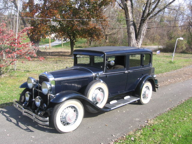 1930 Buick Other Black
