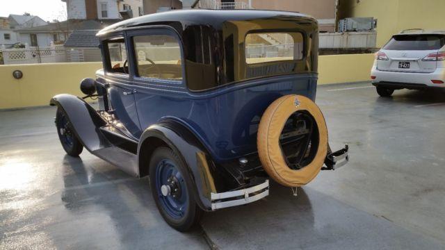 1930 chevrolet 2 door sedan no reserve for sale photos for 1930 chevy 4 door