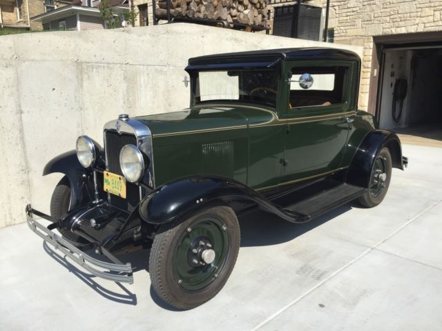 1930 Chevrolet Business Coupe