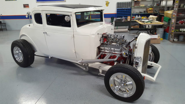 1930 Chevrolet Five Window Coupe