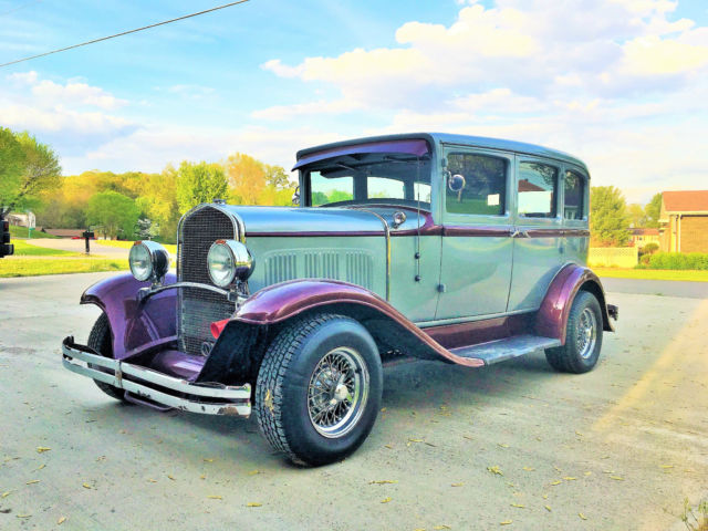 1930 chrysler model 70 4 door sedan for sale photos for 1930 model a 4 door sedan