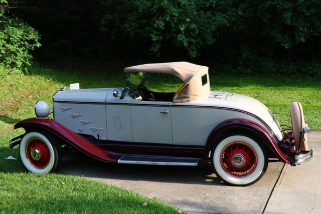 1930 Chrysler Other Roadster