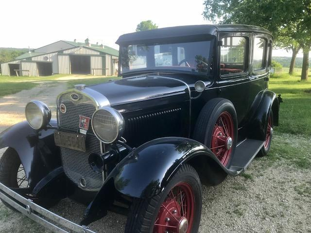 1930 Ford Ford Model A Ford Model A deluxe 5 win Must SEE VIDEO