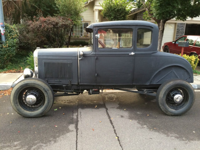 1930 ford model a 5 window coupe 50 39 s hotrod for sale for 1930 model a 5 window coupe for sale
