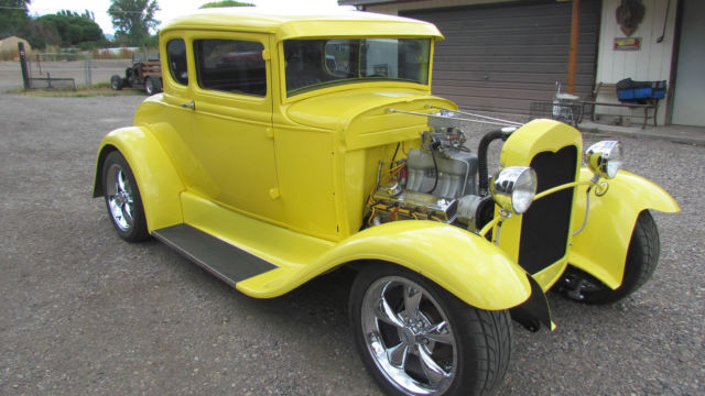 1930 ford model a 5 window coupe hotrod hot rod for sale for 1930 ford 5 window coupe for sale