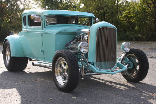1930 ford model a coupe 5 window hot rod for sale photos for 1930 model a 5 window coupe