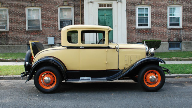1930 ford model a coupe 5 window rumble seat coupe for for 1930 ford 5 window coupe for sale