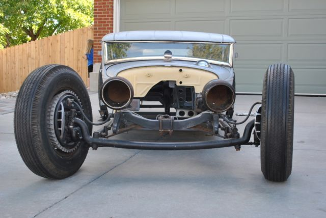 1930 ford model a coupe chopped channeled sectioned hot rod rat rod project car for sale photos. Black Bedroom Furniture Sets. Home Design Ideas