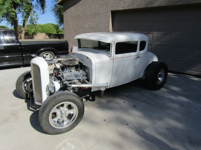 1930 Ford Model A Coupe Hot Rod Project For Sale Photos