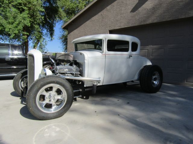 1930 ford model a coupe hot rod project for sale photos technical specifications description. Black Bedroom Furniture Sets. Home Design Ideas