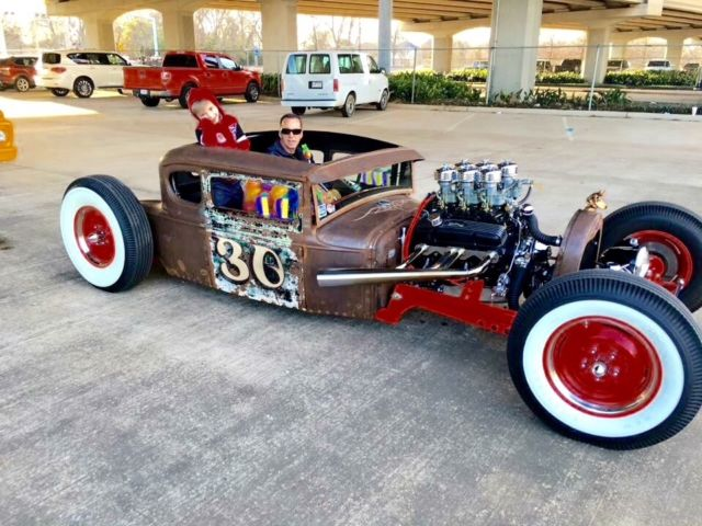 1930 Ford Model A RATROD STREETROD BLOWN PROSTREET