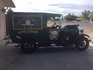 1930 Ford Model A Model A