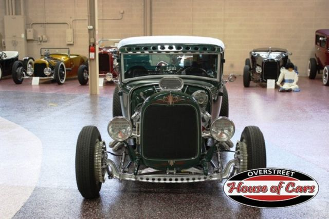 1930 ford model a custom truck for sale photos technical specifications description. Black Bedroom Furniture Sets. Home Design Ideas