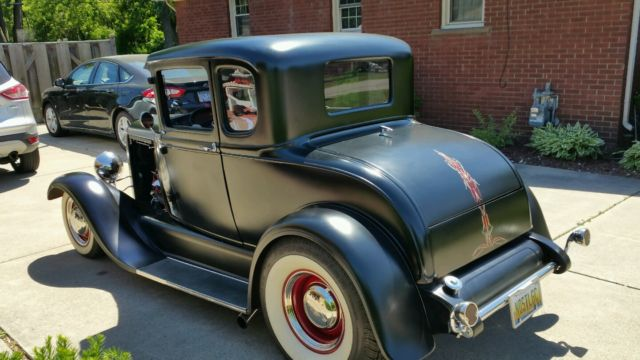 1930 ford model a five window coupe street rod for sale for 1930 ford 5 window coupe
